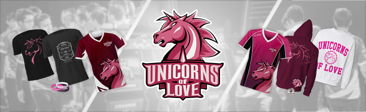 Unicorns Of Love - Shop-Logo